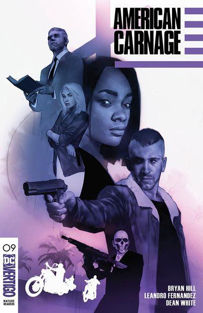 American Carnage #9 (2019)