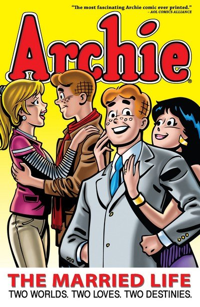 Archie – The Married Life Vol. 1 – 6 (2011-2014)