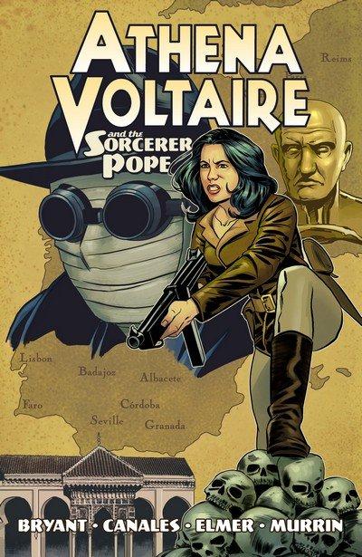 Athena Voltaire Vol. 1 – 2 (TPB) (2018-2019)