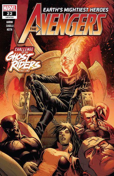 Avengers #22 (2019)