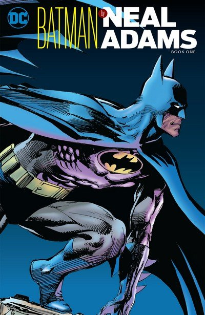 Batman by Neal Adams Book 1 (2018)