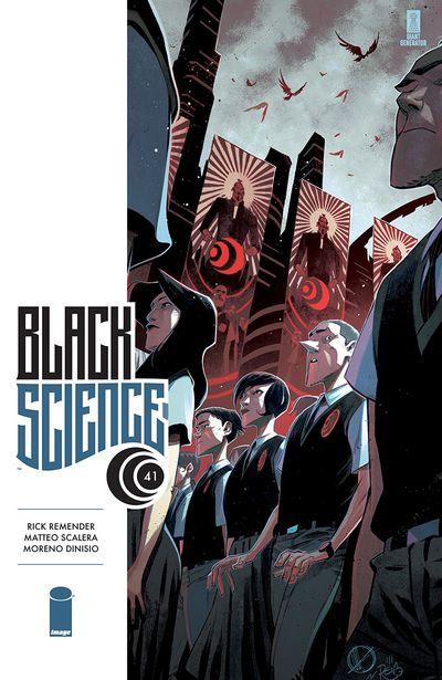 Black Science #41 (2019)