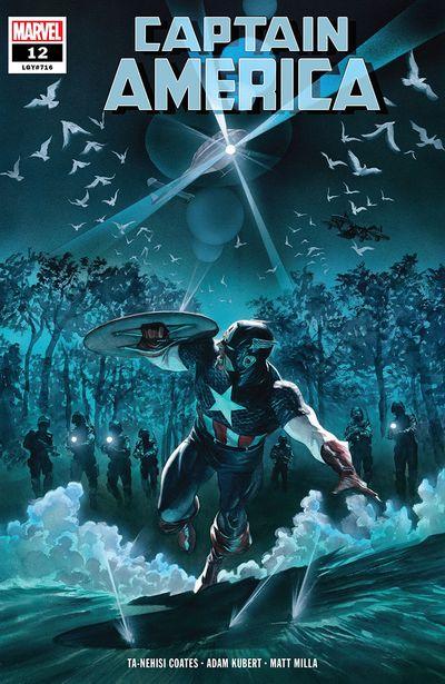Captain America #12 (2019)