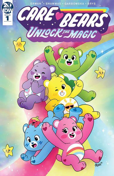 Care Bears – Unlock The Magic #1 (2019)