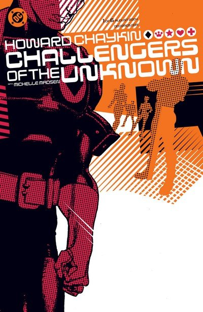 Challengers of the Unknown Vol. 4 #1 – 6 (2004-2005)