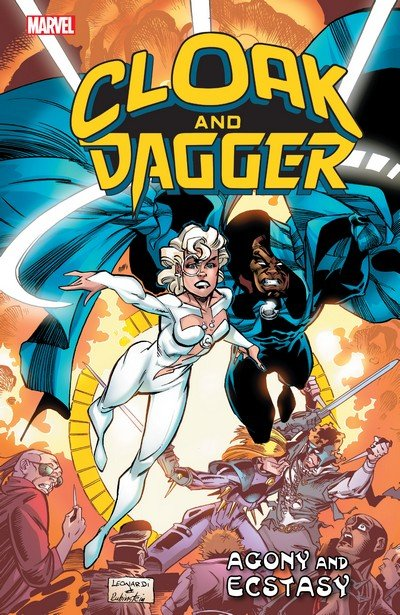 Cloak and Dagger – Agony and Ecstasy (TPB) (2019)