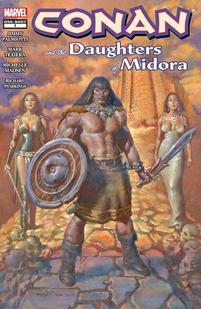 Conan And The Daughters Of Midora #1 (2019)