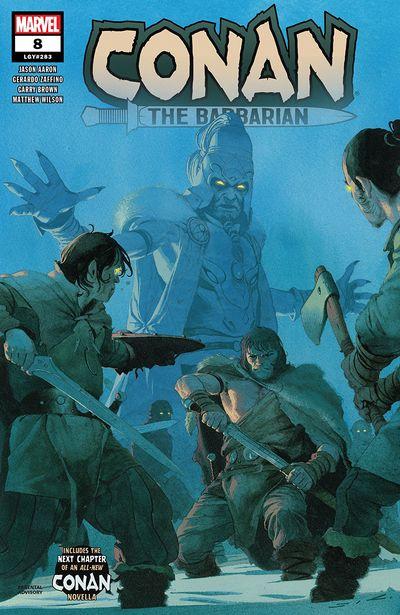 Conan The Barbarian #8 (2019)
