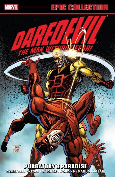 Daredevil Epic Collection Vol. 20 – Purgatory & Paradise (2019)
