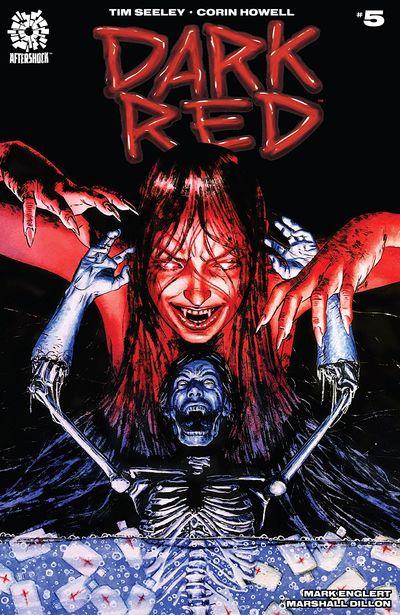Dark Red #5 (2019)