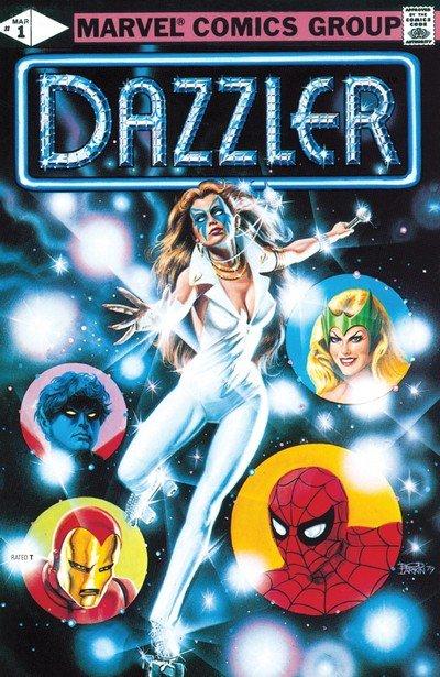 Dazzler – Facsimile Edition #1 (2019)