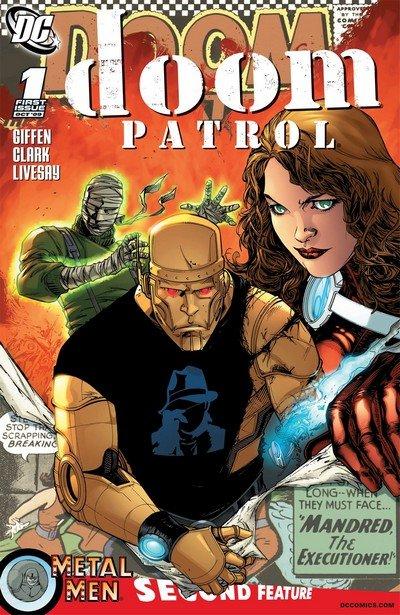 Doom Patrol Vol. 5 #1 – 22 (2009-2011)