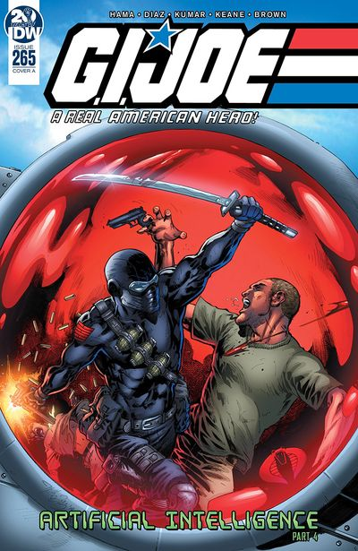 G.I. Joe – A Real American Hero #265 (2019)