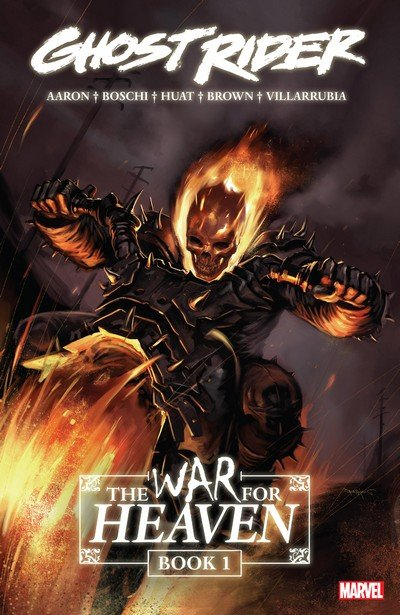 Ghost Rider – The War for Heaven Book 1 (2019)