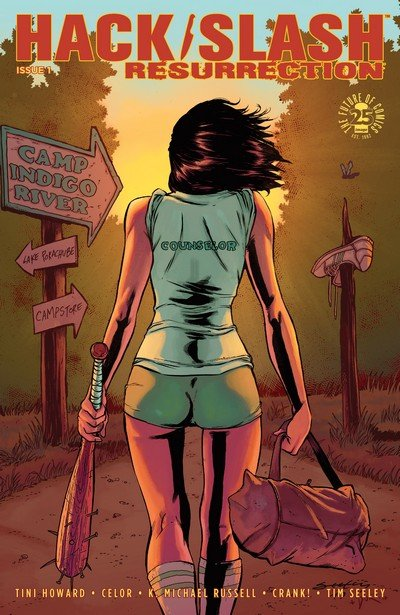 Hack-Slash – Resurrection #1 – 12 (2017-2018)