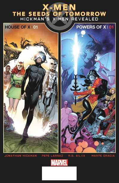 House of X-Powers of X Free Previews (2019)