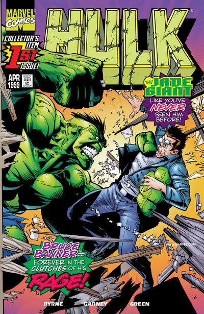 Hulk #0.5 – 11 (1999-2000)