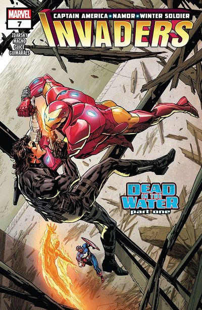 Invaders #7 (2019)