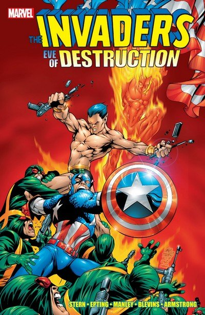 Invaders – The Eve of Destruction (TPB) (2010)