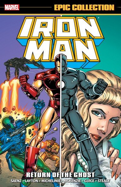 Iron Man Epic Collection Vol. 14 – Return of the Ghost (2019)
