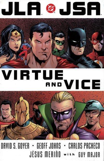 JLA-JSA – Virtue and Vice (2002)