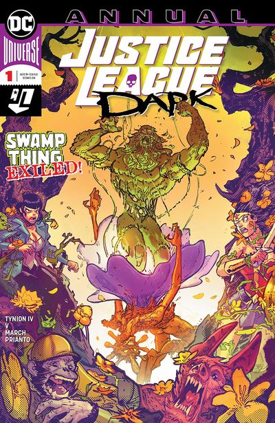 Justice League Dark Annual #1 (2019)