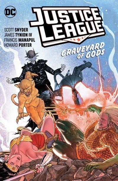 Justice League Vol. 2 – Graveyard of Gods (TPB) (2019)