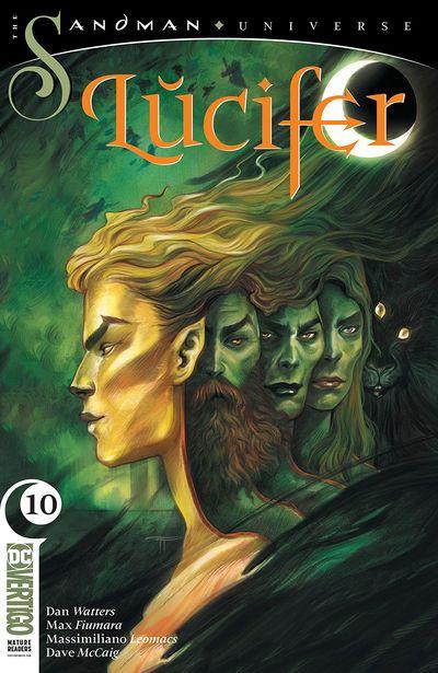 Lucifer #10 (2019)