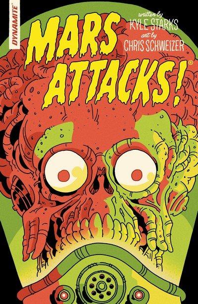 Mars Attacks Vol. 1 (TPB) (2019)
