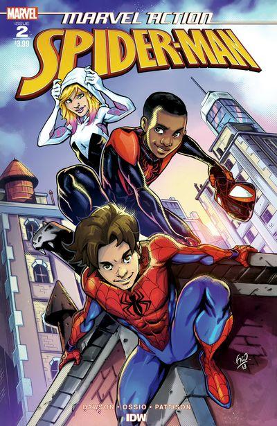 Marvel Action – Spider-Man #2 (2019)