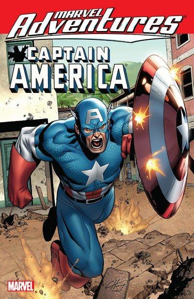Marvel Adventures Avengers – Captain America (TPB) (2011)
