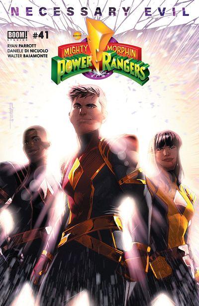 Mighty Morphin Power Rangers #41 (2019)