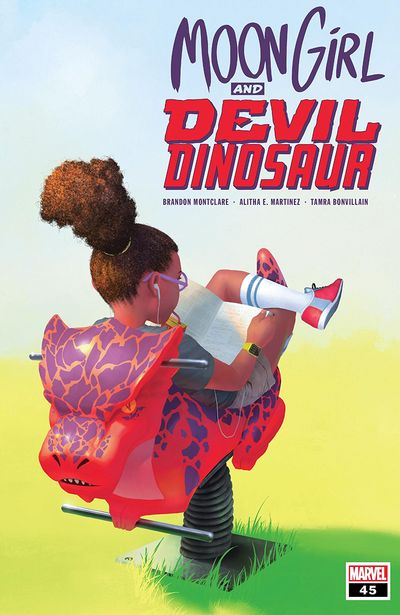 Moon Girl And Devil Dinosaur #45 (2019)