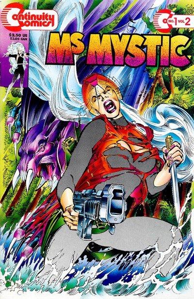 Ms. Mystic Vol. 2 #1 – 4 (1993-1994)