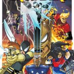New Crusaders – Rise of the Heroes (TPB) (2013)