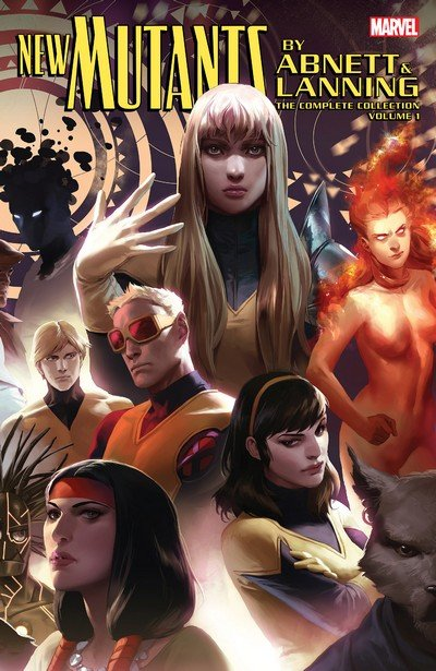 New Mutants by Abnett & Lanning – The Complete Collection Vol. 1 – 2 (2019)