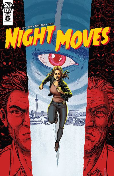 Night Moves #5 (2019)