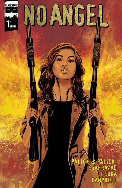 No Angel #1 – 4 (2016-2017)