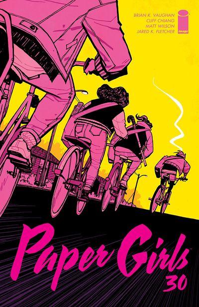 Paper Girls #30 (2019)