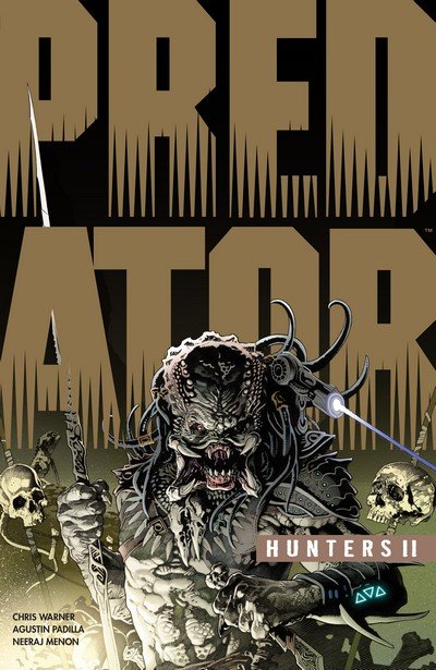 Predator – Hunters II (TPB) (2019)