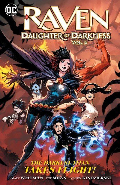 Raven – Daughter of Darkness Vol. 2 (TPB) (2019)