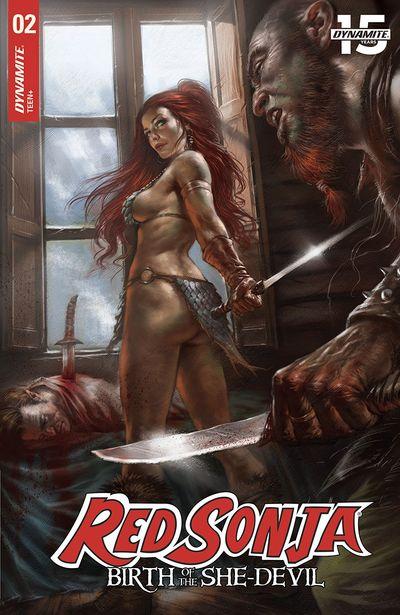 Red Sonja – Birth Of The She-Devil #2 (2019)