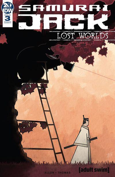 Samurai Jack – Lost Worlds #3 (2019)