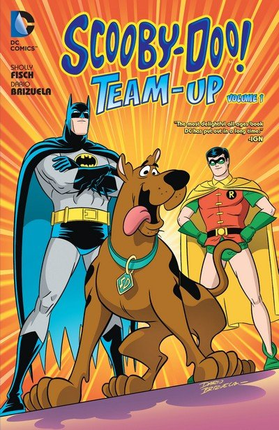 Scooby-Doo Team-Up Vol. 1 – 8 (TPB) (2015-2019)