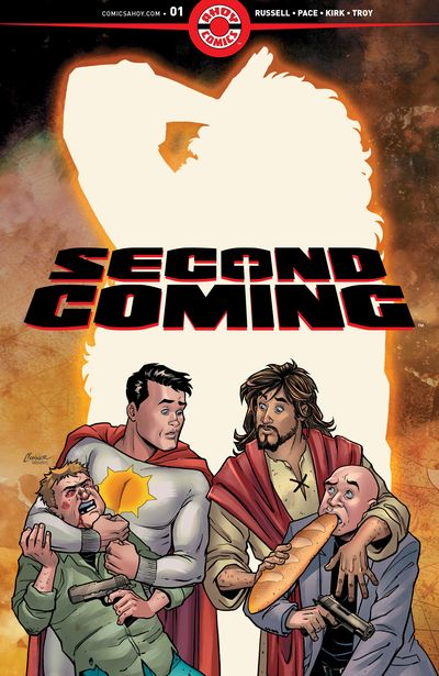 Second Coming #1 (2019)