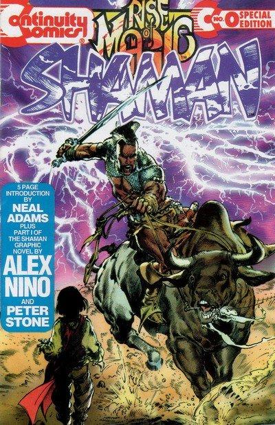 Shaman #0 (1994)
