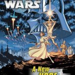 Star Wars – A New Hope Graphic Novel Adaptation (2018)