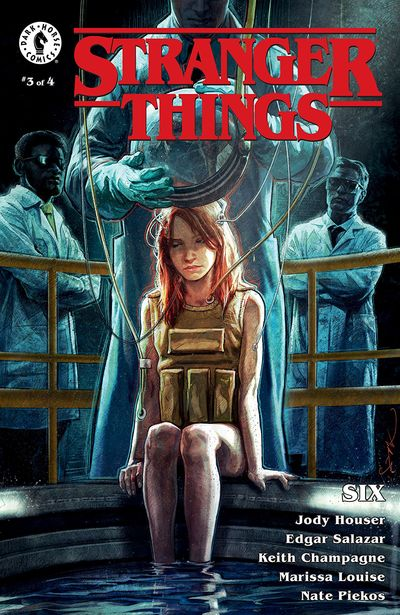 Stranger Things – SIX #3 (2019)