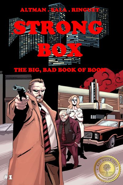 Strong Box – The Big, Bad Book of Boon #1 (2019)