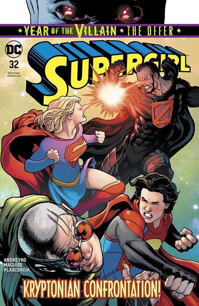 Supergirl #32 (2019)